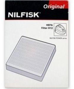 Nilfisk HEPA filter 1470432500. HEPA filter NIlfisk Power
